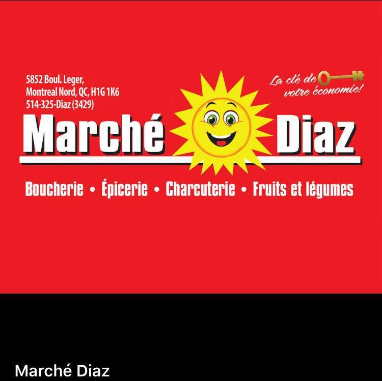 Circulaire Marché Diaz - Flyer - Catalogue